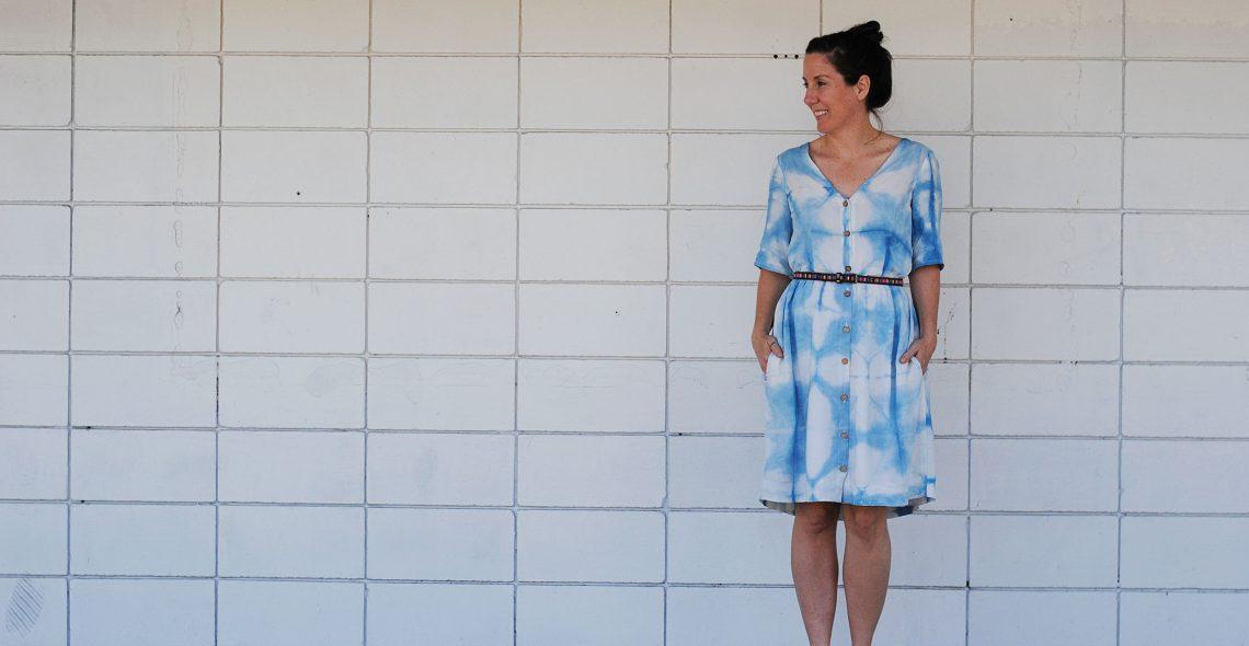 BERNINA brand ambassador Teresa Behr of Dandelion Drift