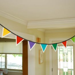 String of Pennants Tutorial