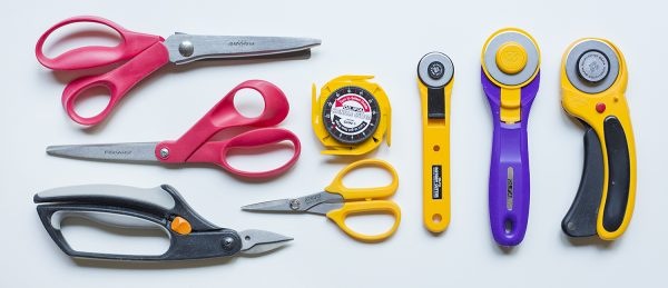 Cutting Tools ~ My Favorite Sewing Tools