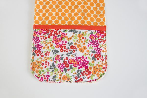 Double Pot Holder with Hand Pockets 10