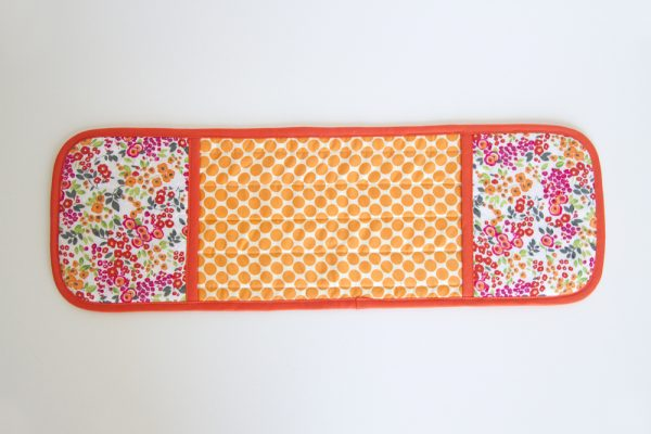 Double Pot Holder with Hand Pockets 13