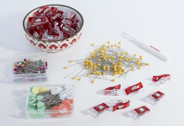 Pins ~ My Favorite Sewing Tools