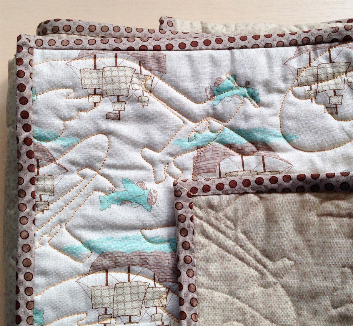 Quilt Binding Tip