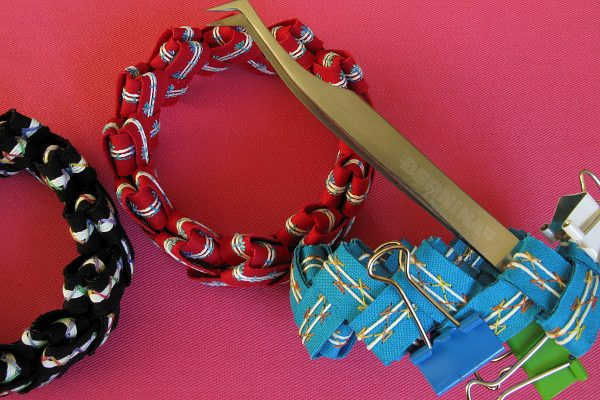 Summer glow bracelet tutorial