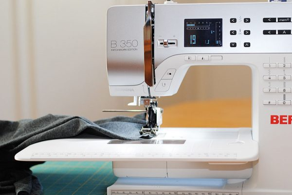 Swing Dress Tutorial BERNINA Step Six