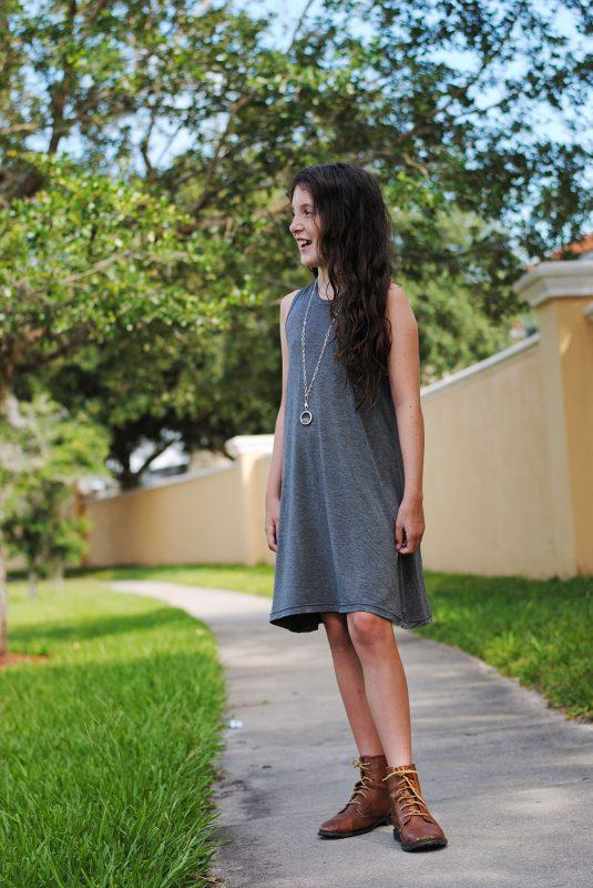Swing Dress Tutorial