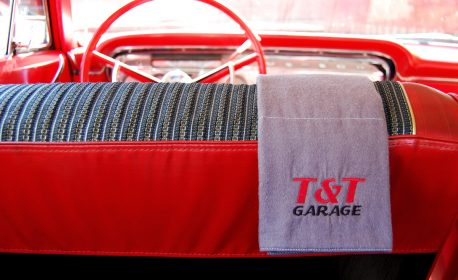 DIY Car show polishing cloth