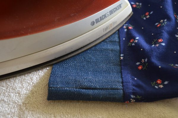 Sewing Tutorial: How to make an Easy Kimono Top