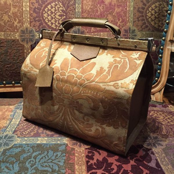 Fortuny Bag by Kenneth King