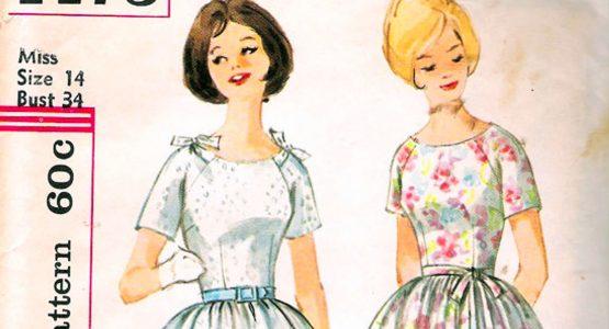 Vintage Dress-along