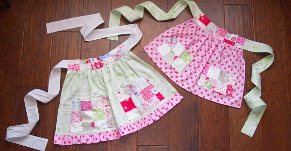 Farm Fresh Apron for kids