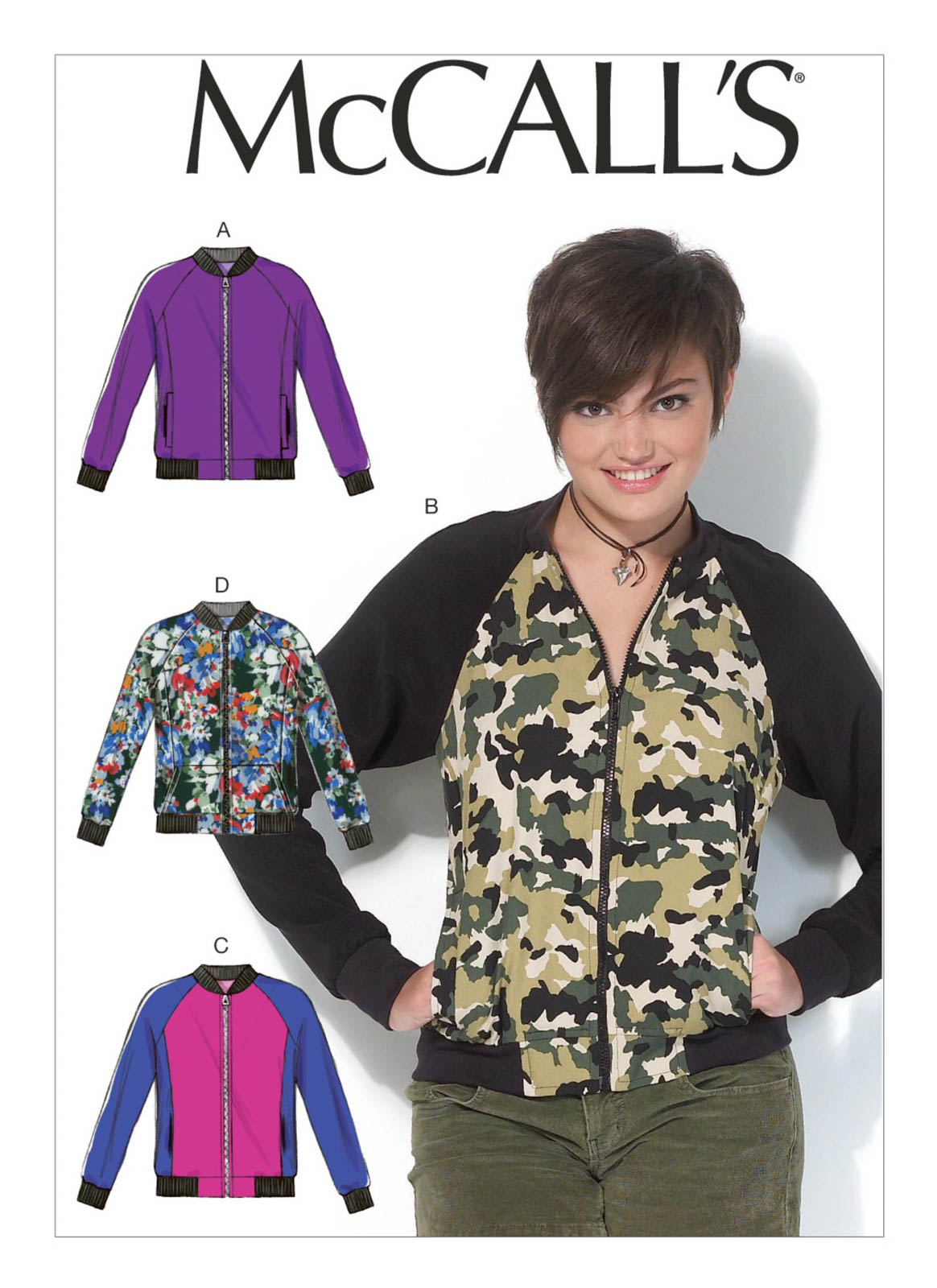 Fall Trends:Sewing Patterns for Jackets, Vests and Coats ...
