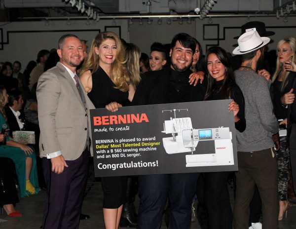 Fashion X - BERNINA Award