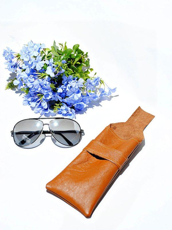Leather Sunglass Case Tutorial
