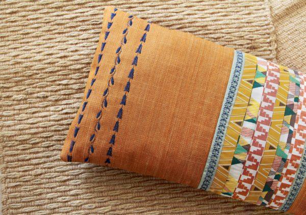 Pat Bravo DEcorative Pillow BERNINA 3