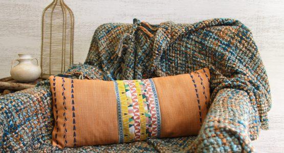 Pat Bravo Decorative Pillow BERNINA