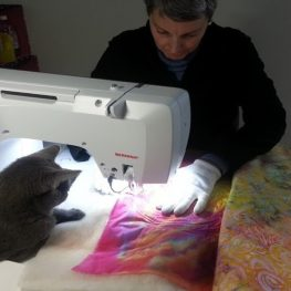 Wholecloth Quilting Series Part III