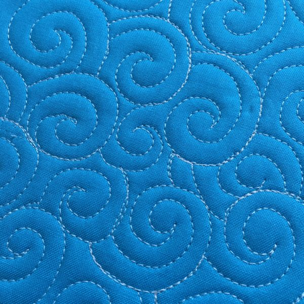 How to Free-Motion Quilt Swirl Designs • WeAllSew • BERNINA USA's blog, WeAllSew, offers fun ...