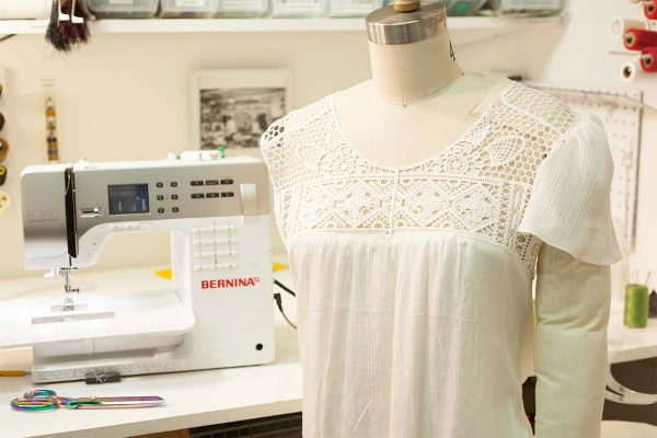 How to sew a ruffle sleeve