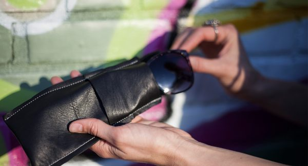 Leather Sunglass Case Videotutorial