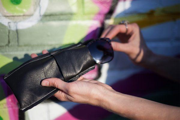 Leather Sunglass Case Videotutorial