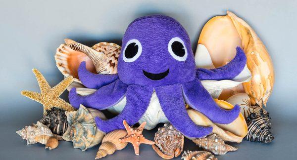 Stuffed Squid Tutorial