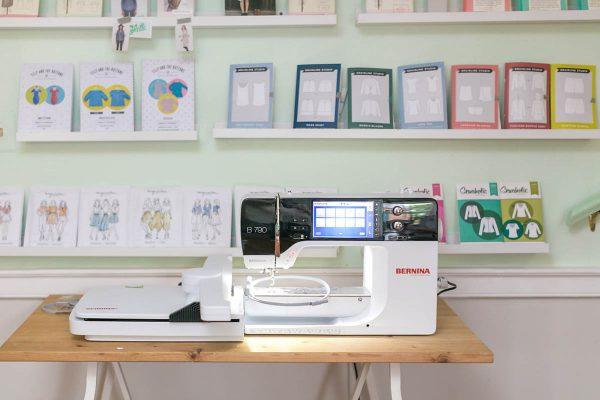 BERNINA and Finch Sewing Studio - BERNINA 790