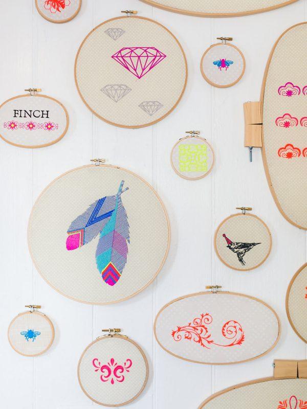 BERNINA and Finch Sewing Studio