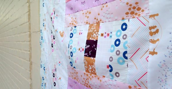 Bib Steps Baby Quilt tutorial