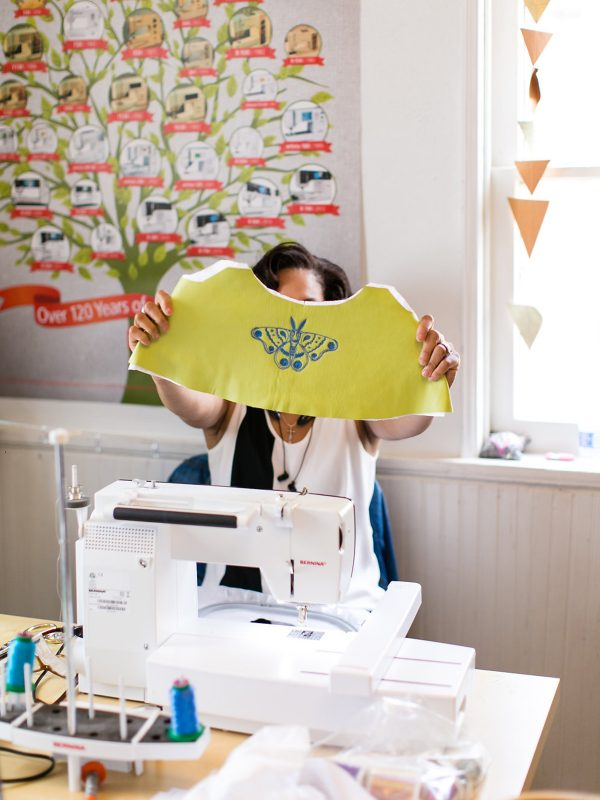 Embroidery Event with Finch Sewing Studio and Alison Glass