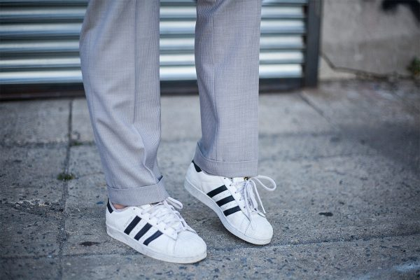 How to add cuffs to pants