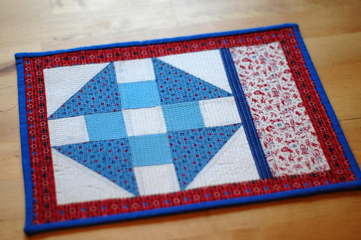 Mini Quilt Block Template Set : Orphan Block Mini-Quilt WeAllSew BERNINA USA s blog, WeAllSew, offers fun project ideas ...