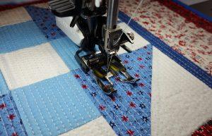 Orphan block mini-quilt tutorial