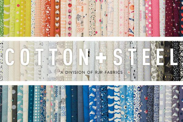 Cotton+Steel and BERNINA