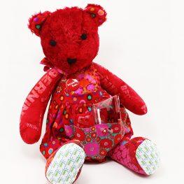 BERNINA sews a RARE Bear