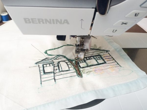 BERNINA stitch