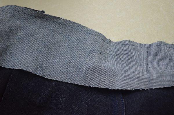 Easy A-line skirt tutorial