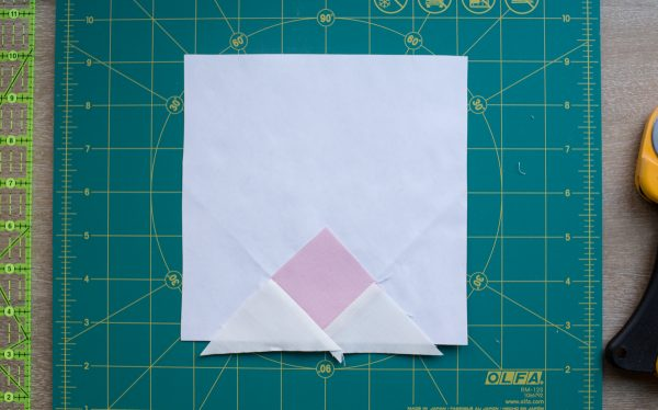 Poinsettias Quilt Block Pattern
