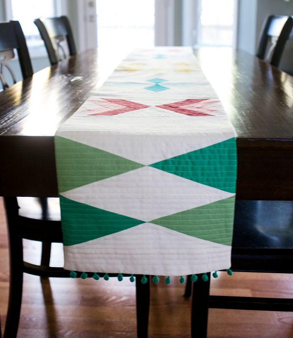 Sugarplum Table Runner