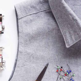 Tips for sewing buttonholes