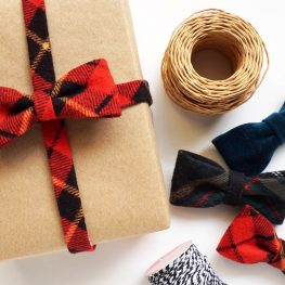 How to Sew a Fabric Bow Tutorial