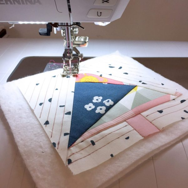Holiday Coasters WeAllSew New Don Kauffman's Sewing Machines