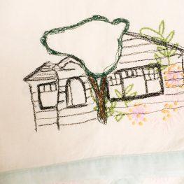 Handmade Housewarming linens