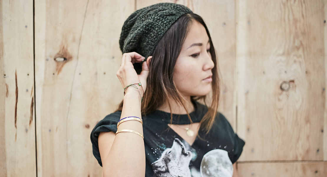 how to make a beanie from an old sweater
