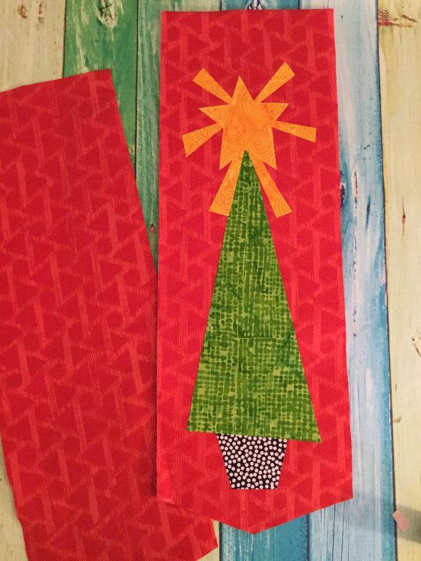 Jingle Bell Door Hanger-Fuse the Shapes