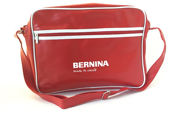 Red BERNINA Bag