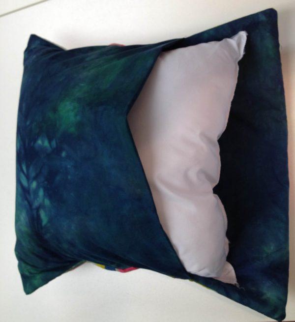 No Zipper Pillow Case-insert the pillow