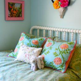 Pink Aqua Bedroom-3167