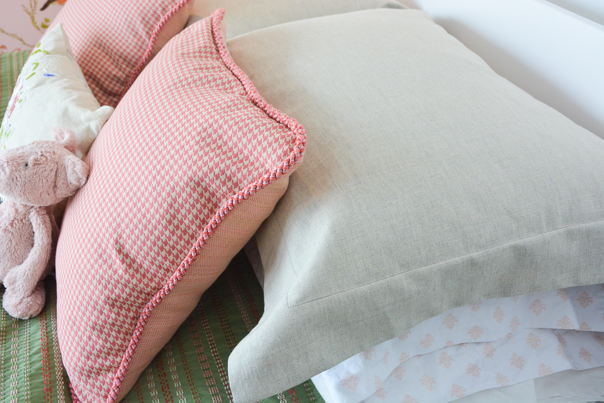How To Sew A Flanged Pillow Sham Weallsew