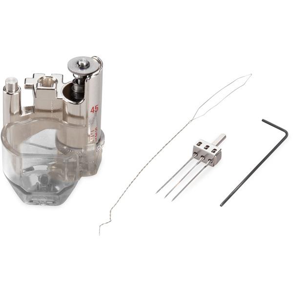 PunchWork Tool for Rotary-, B9- and BERNINA Hook Machines